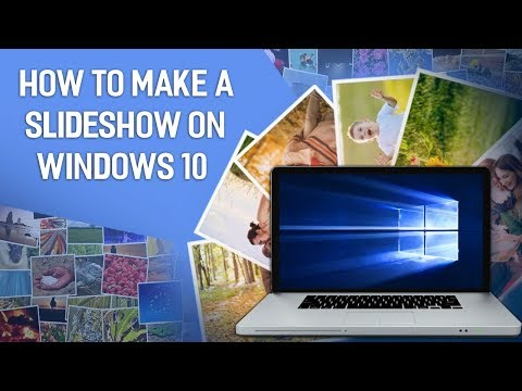 How To Make A Slideshow With Music On Windows 10 🎥 Quick Guide
