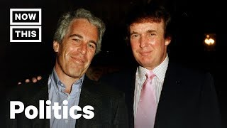 Everything We Know About Trump Pal Jeffrey Epstein's Sex Trafficking Charges | Nowthis