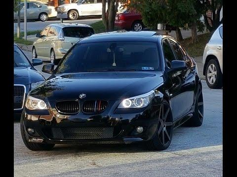 DIY BMW e60 struts replacement