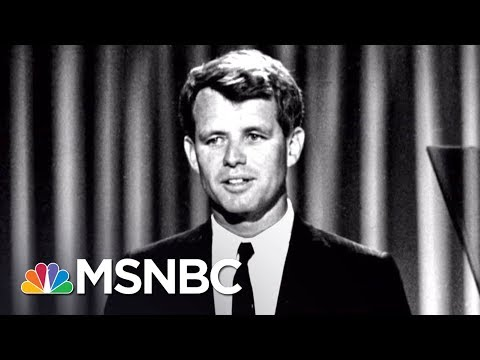 Chris Matthews On His New Book Remembering Bobby Kennedy | AM Joy | MSNBC