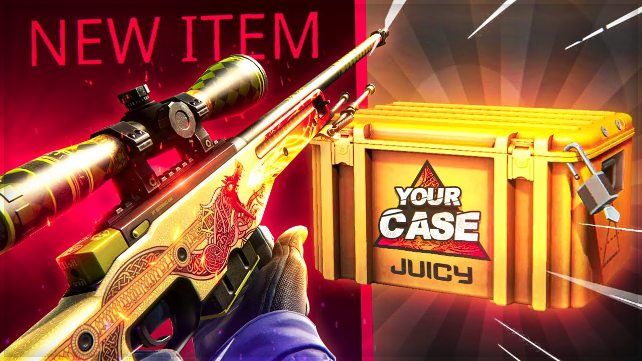 i opened YOUR CS:GO CASES... and got the BEST ITEM!