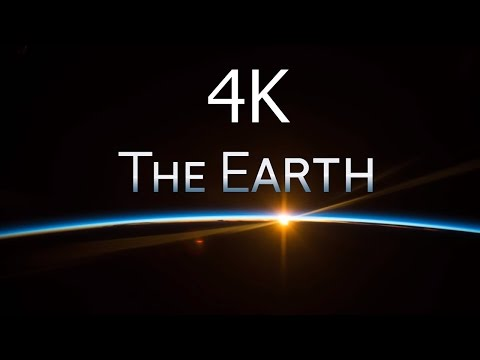 The Earth 4K - Incredible 4K / UHD Video of Earth From Space
