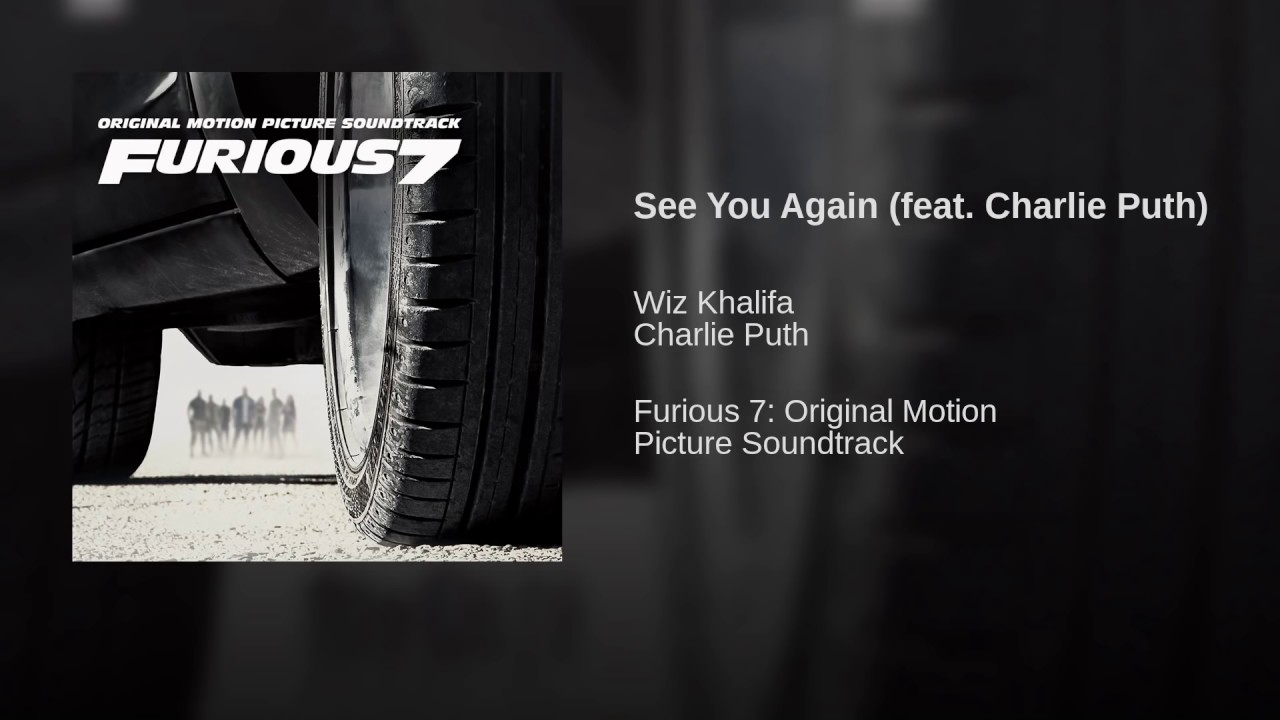 Download Wiz Khalifa ft Charlie Puth-See you Again[Official audio]