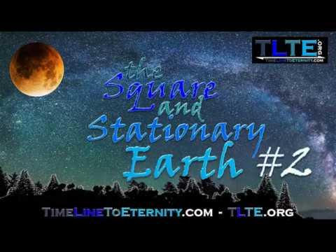 Square & Stationary (Flat) Earth #2: Orlando Ferguson's Book!
