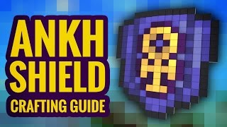 Ankh Shield Crafting Guide - Terraria