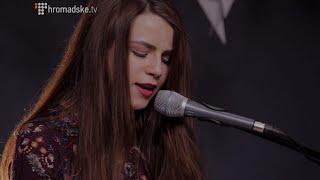 Христина Соловій — Синя пісня (live на Громадське Культура)