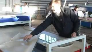 Процесс изготовления триплекса на оборудовании(Оборудование для изготовления безопасного стекла триплекс по технологии вакуумного ламинирования PVLM..., 2011-05-31T10:58:53.000Z)