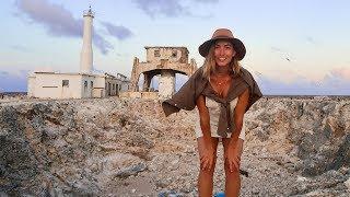 Abandoned Mine Ruins On A Deserted Island! (Sailing La Vagabonde) Ep. 152