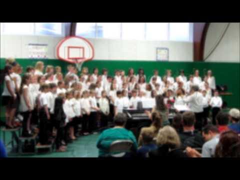 Horne Street School 4th Grade Concert