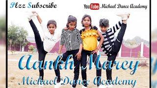 Aankh Marey Dance Video/Choreography Michael/Ranveer Singh,Sara Ali Khan/Simmba