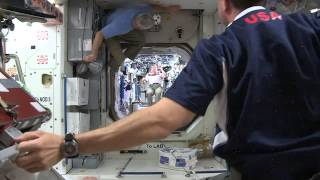 Astronauts Play Space Football - Watch World Cup | Soccer Video