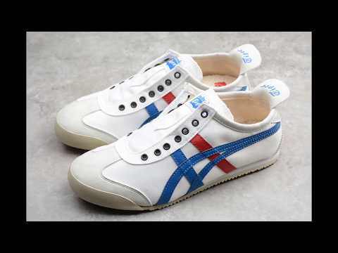 white-blue-red-summer-canvas-casual-shoes-asics-onitsuka-tiger