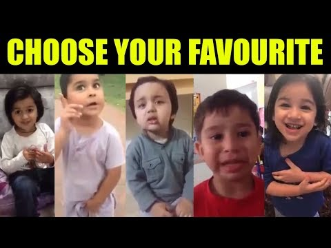Funniest Pakistani Kids (Part 1) | PakiXah thumbnail