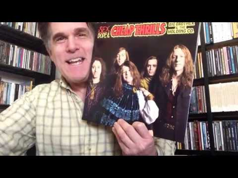 #vinyl Unboxing: Janis Joplin (Big Brother) - Cheap ...