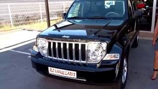 jeep cherokee limited 2.8 crd 2009 83000 kms 17990 eruros