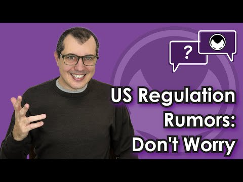 "New Bitcoin & Cryptocurrency Exchange Regulations in the US [""Self-Hosted"" Wallets Unaffected]"