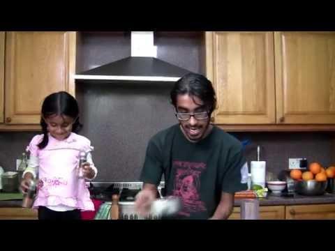 தமிழ் வீடியோ - Aarabi's Cherry Cake - Tamil Video