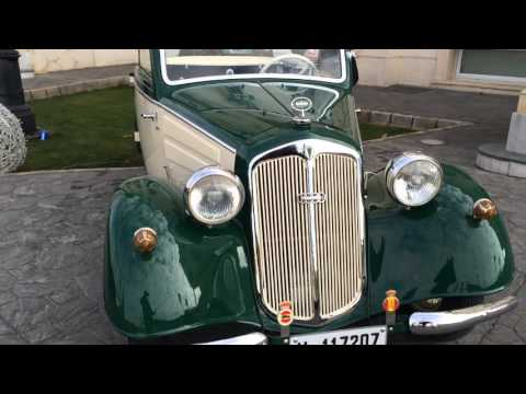 Restauración DKW F8 - Parte 8