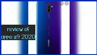 Full Review of Oppo A9 2020