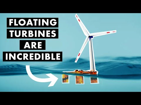 How Floating Wind Farms Could Change Our Future
