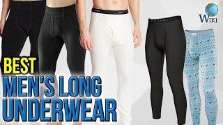10 Best Men's Long Underwear 2017