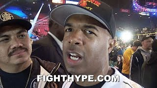 """FURY TRAINER WARNS WILDER 273 WEIGHT """"NOT A JOKE""""; SAYS HIS KO PREDICTION """"A ROUND TOO LATE"""""""