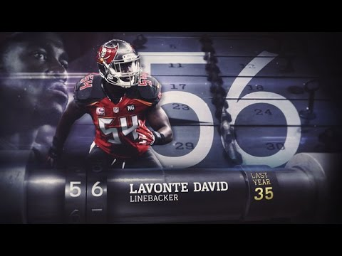 #56 Lavonte David (LB, Buccaneers) | Top 100 Players of 2015
