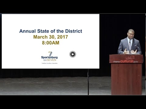 Superintendent Russell Booker's State of the District 2017
