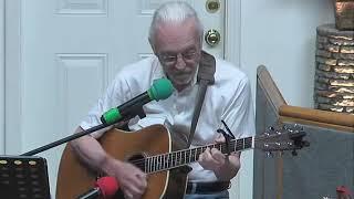 Lee - solo guitar improv - fun songs at BibleExplorations.com