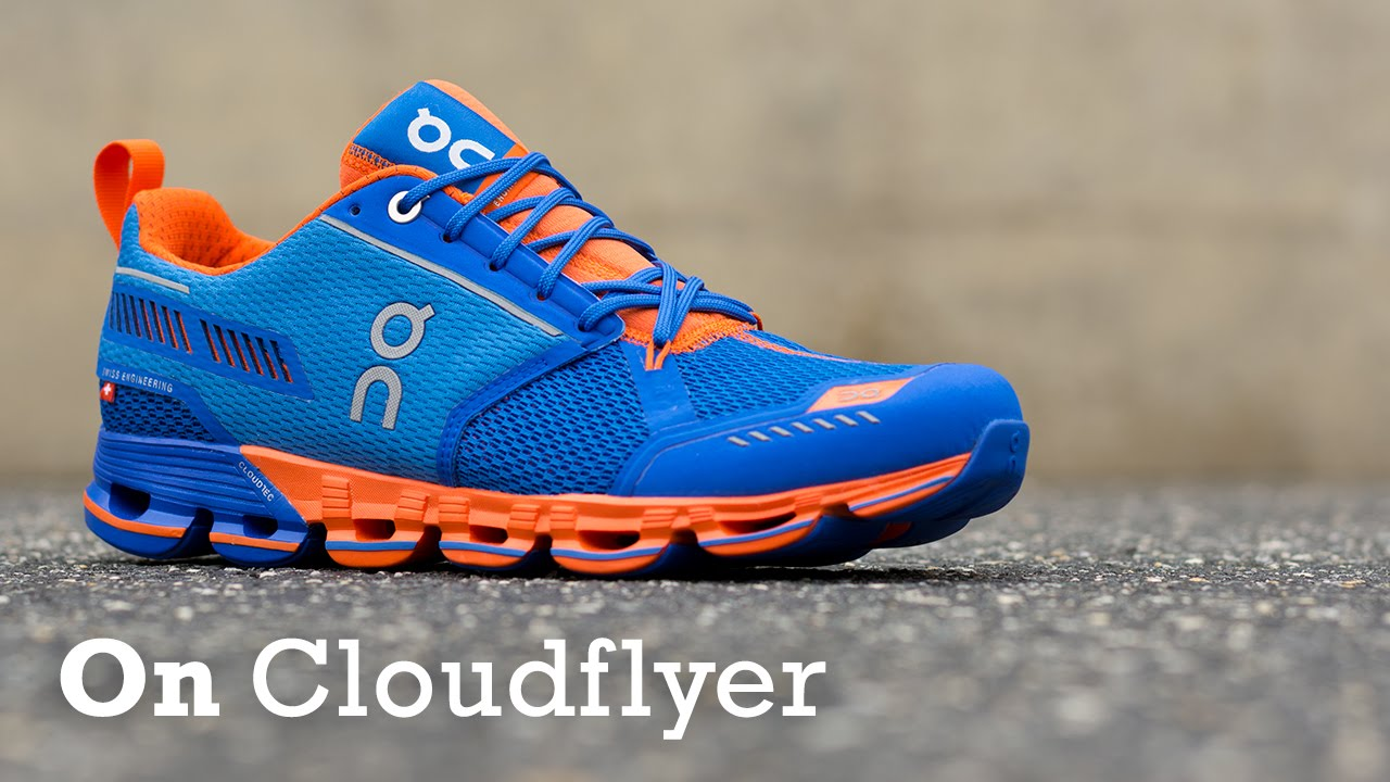The Cloud Running Shoes