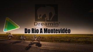 DO RIO A MONTEVIDEO(6 mil KM, 3 motos, 3 skates e uma câmera. Do Rio a Montevidéo é um mini doc de compilação onde tentamos mostrar em 17 minutos como é viver uma longa ..., 2016-06-08T20:59:39.000Z)