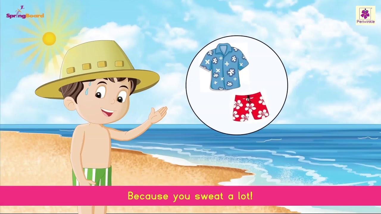 Summer Nursery Rhymes Kids Songs