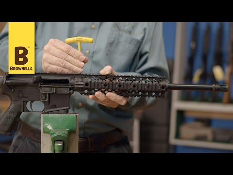 Aero Precision AR-15 5.56 OEM Rifle: Finishing Your Rifle