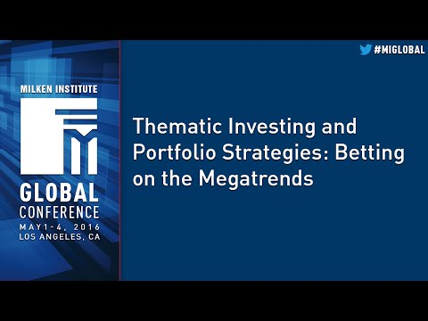 Thematic Investing and Portfolio Strategies: Betting on the