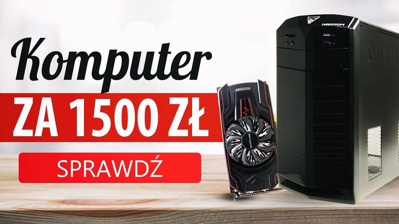 Jaka grafika Sapphire RX 560 2GB czy 4GB w PC za 1500zł