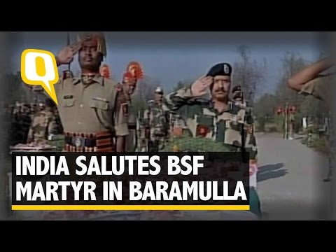 the-quint:-security-personnel-pay-homage-to-soldier-martyred-at-baramulla
