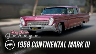 homepage tile video photo for The Massive 1958 Continental Mark III - Jay Leno's Garage