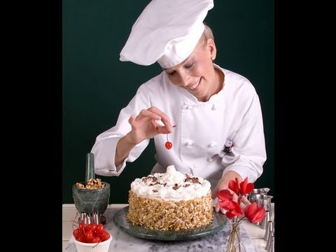 How to Become a Pastry Chef - Pastry Chef Lessons - YouTube