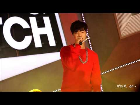 【1080p】141017 iKON 팬미팅 just another boy♫ (김진환ver.)