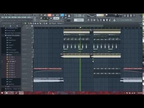 FL Studio 12 | Project T - Martin Garrix Remix (JyoHx Remake)