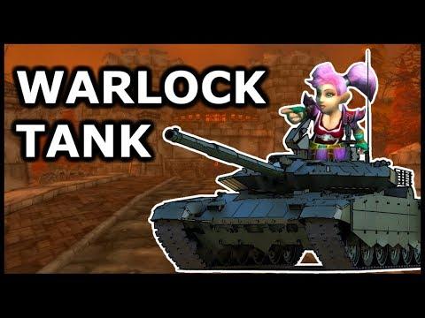 WARLOCK TANKING - THE NEW META ?!