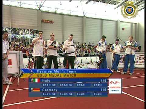 Indoor Archery World Championships 2007 - Izmir-Team match#8