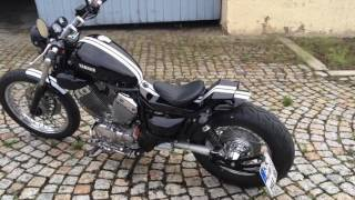 Repeat youtube video Yamaha XV 535 Bobber