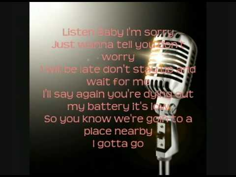 The Backstreet Boys: The Hits-The Call w/ Lyrics