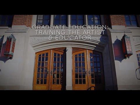 MSU Department of Theatre Graduate Education Training the Artist & Educator