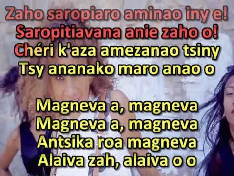 Arnaah - Magneva karaoke (edit by Térreur) 2k16