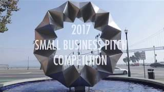 Winner of the 2017 Small Business Pitch Competition