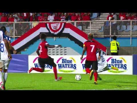Trinidad and Tobago vs Honduras Flash HD Highlights