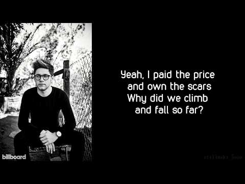 Niall Horan - Paper Houses (Lyrics) (Studio Version)