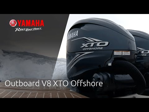 Yamaha Marine – Outboard V8 XTO Offshore